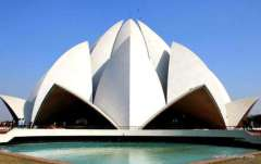 Lotus Temple, New Delhi, Best India tour packages