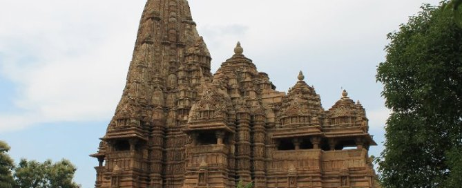 Khajuraho Temples, India Tour