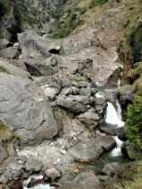 Dharmkot waterfall, Mcleodganj trekking tours in India