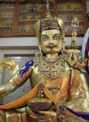 Buddhist monastery mcleodganj