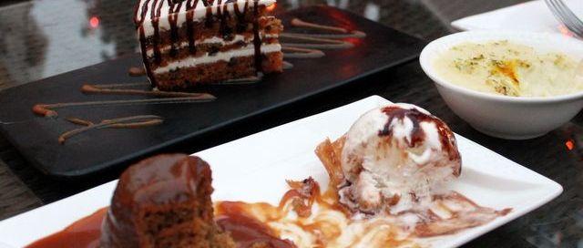 Desserts !!