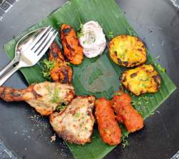 Indian Non-vegetarian platter