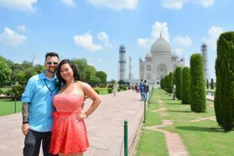 Taj Mahal Agra Trip
