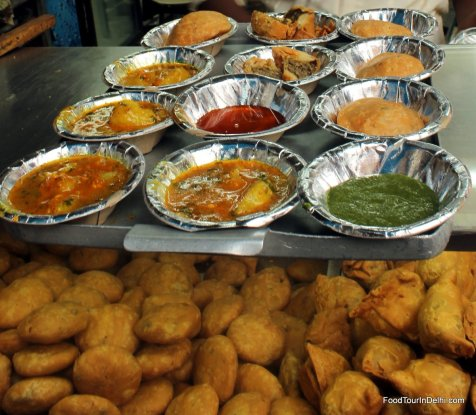 Old Delhi Street Food Walk – 24 Dec 2016