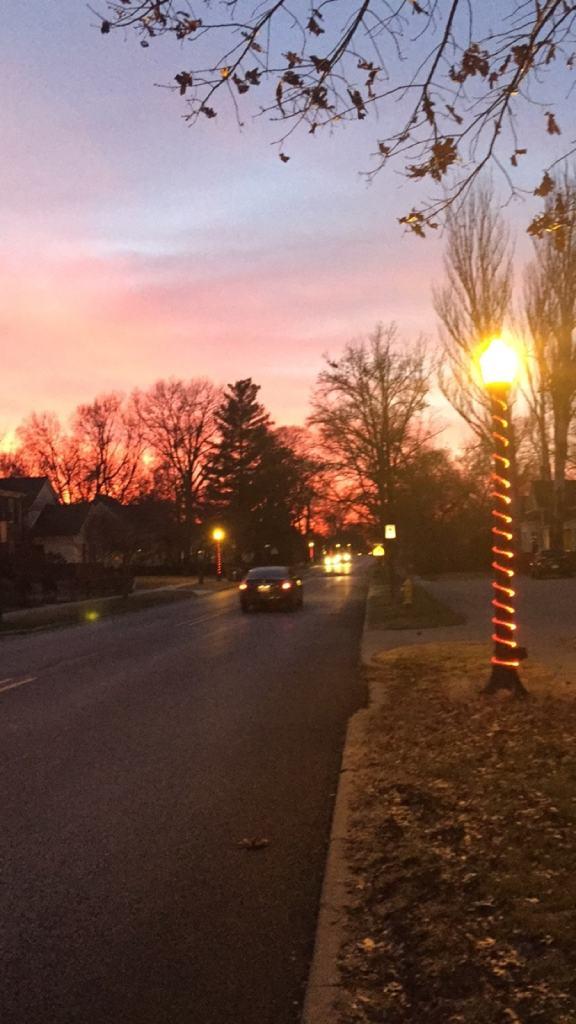 Arkansas Sunset