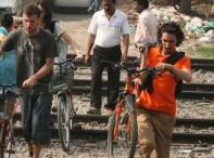 Raj Tour, the crossing