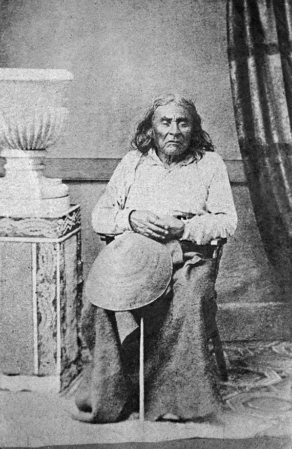 Tribal Chief Seattle