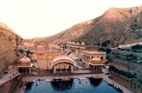 Galtaji Shrine near Jaipur