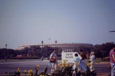 Parliament Building, New Delhi (India)