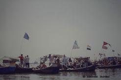 Sangam, Allahabad (Uttar Pradesh, India)