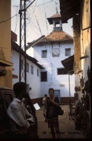 Synagogue in Cochin (Kerala)