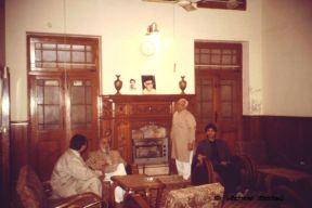 The estate of late Allah Bux Soomro, Shikarpur (Sindh, Pakistan)