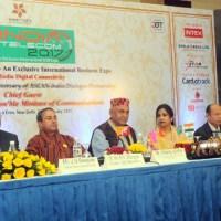 India Telecom 2017: Minister Calls for ASEAN-India Digital Partnership