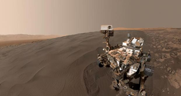 Only Curiosity Rovers on Mars, Not Humans Please, Says NASA (Photo: NASA)