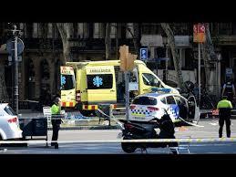 Vice President condemns terror attack in Barcelona