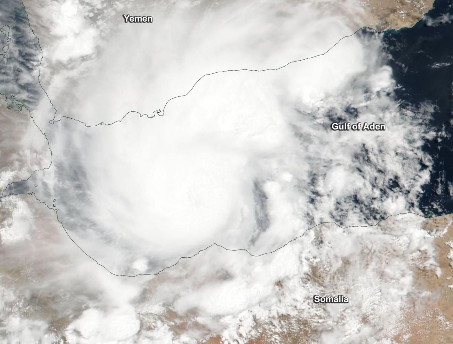 What is Cyclone Sagar?