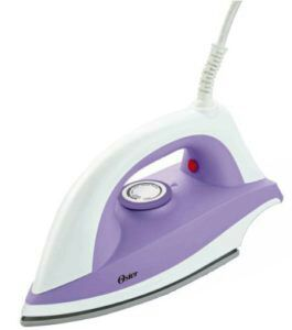 Amazon - Buy Oster GCSTDR2016 1100-Watt Dry Iron (Purple)