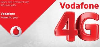 Vodafone Free Internet 1 GB 4G Data