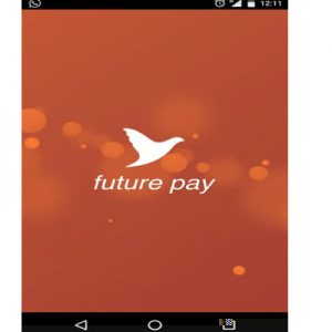 Free Rs 100 Future Pay Wallet Credit By Downloading Future Pay App