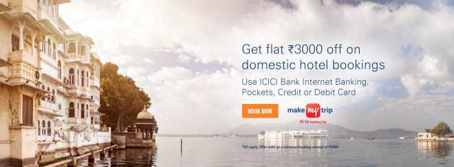 Domestic Hotels Booking