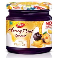 Dabur Honey Fruit Spreads, Plum, 370g At Rs 149 Only - Amazon
