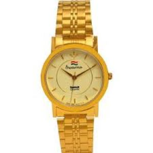 HMT Gold Plated Men's Analog Watch