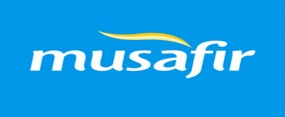 Discount coupons for musafir
