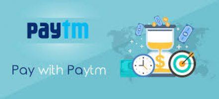Paytm New Offer