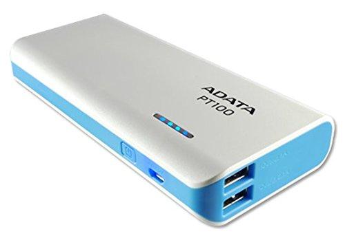 ADATA PT100 10000mAH Power Bank At Rs 699 - Amazon