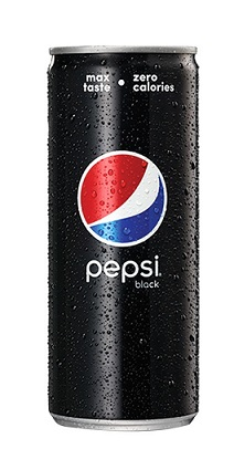 (Loot) Pepsi Black Soft Drink (Can) At Rs 5 (80% Off) Only - Grofers