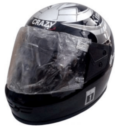 Crazy Helmet With Isi Mark At Rs 292 (71% Off) - Shopclues