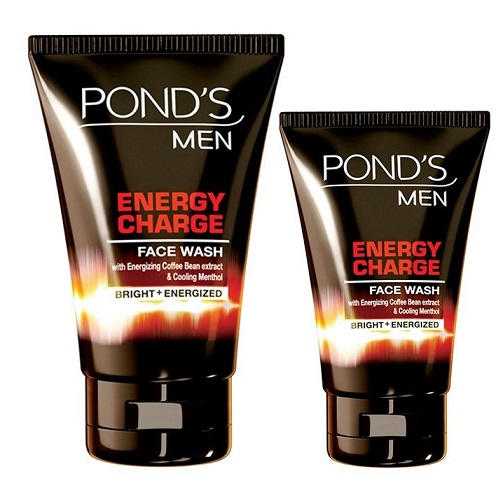 Pond's Men Energy Charge Face Wash 100g + Free 50g At Rs 180 Only- Amazon