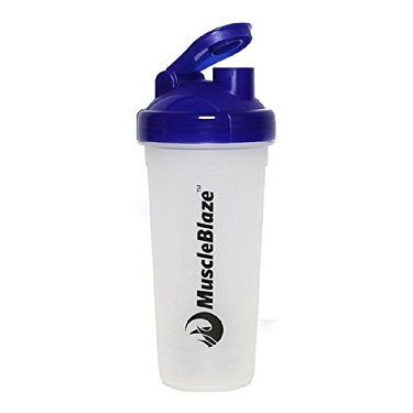 MuscleBlaze Protein Shaker 650 ml At ₹ 174 - Amazon