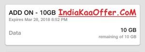 Jio Free Internet - Get 10 GB 4g Jio Internet Data Absolutely Free