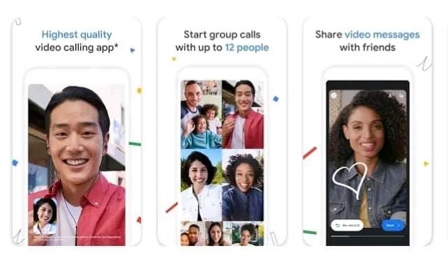 google duo video call app