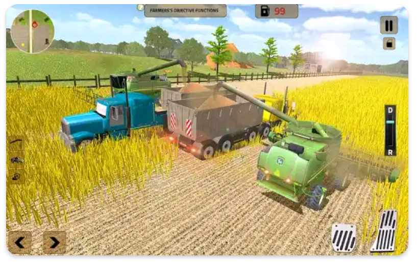 Real Tractor Farming 2018