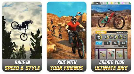 Bike unclained 2 Game