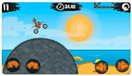 X3m Bike Race Game