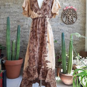 Vestido Boho Almendra