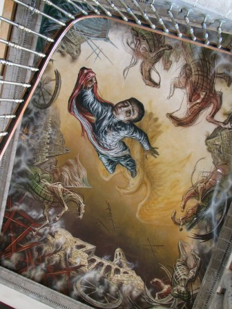 Mural Gabriel Flores