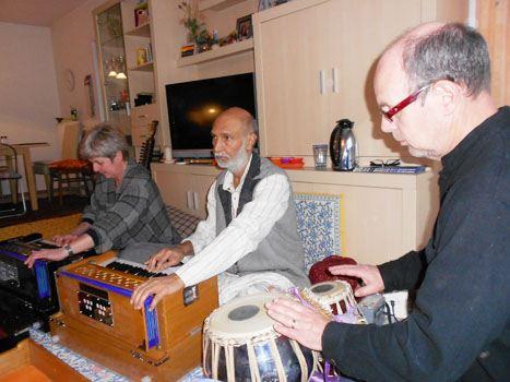 Unterricht für Indische Musik