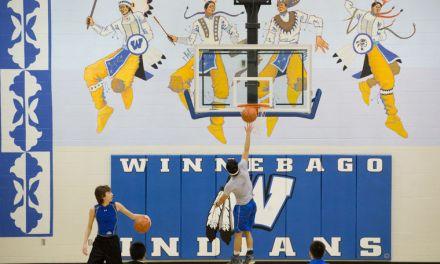 Winnebago Boy's Basketball Team Heads to State Tournament!