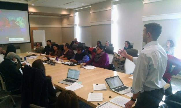 Tribal Representatives Discuss Legislative Issues
