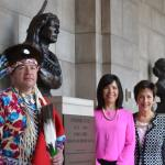 Story of Chief Standing Bear included Nebraska's 150 Celebration