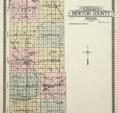 Indian Occupation of Newton County, Indiana