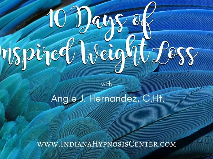 10 Days of Inspired Weight Loss