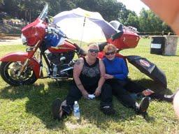 Carol and Judy at Peoria '13