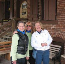 Frances, Jeannine and Pearl @ Metamora