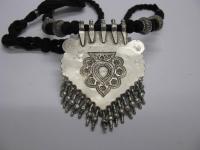 Vintage Indian Amulet Necklace, Rajasthan