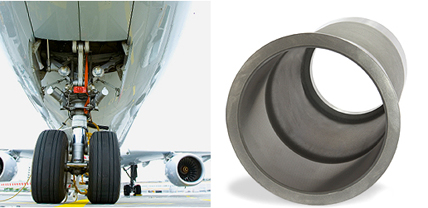 Landing Gear Axel Sleeve For Airbus